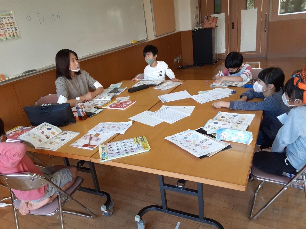 フォニックス英語教室A