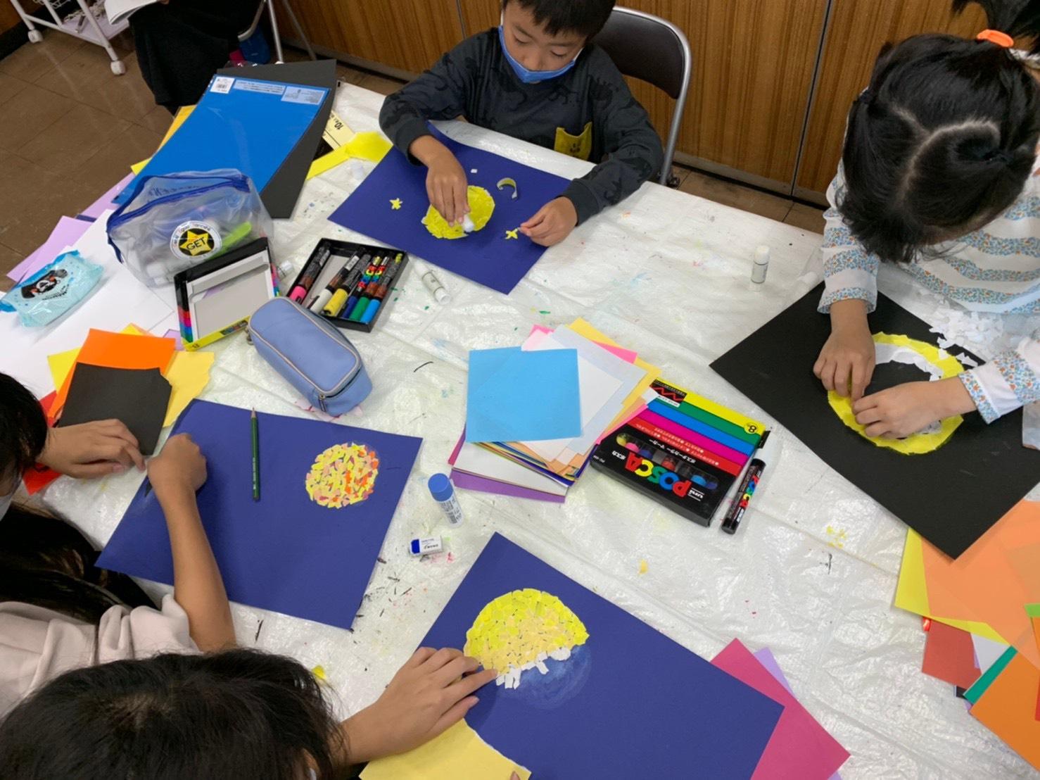 想像力育成(造形絵画)教室