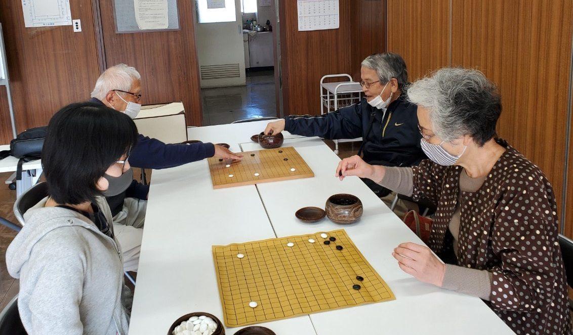 おとな囲碁入門初級者教室