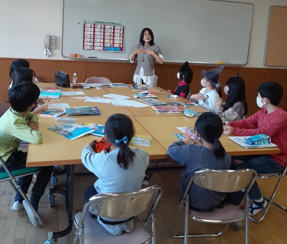 フォニックス英語教室B